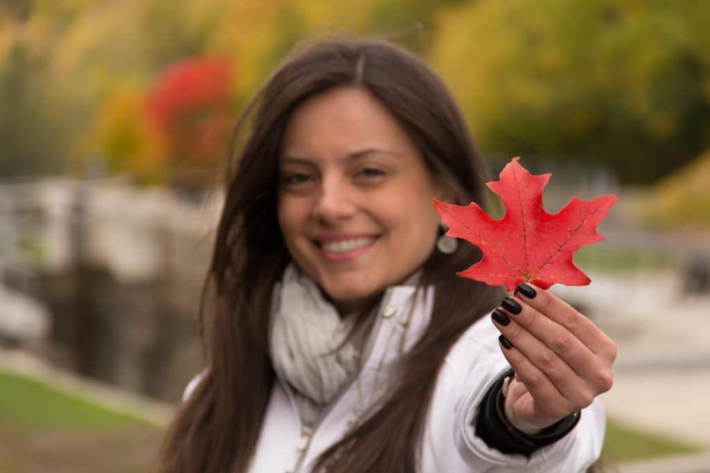 visados en Canadá disponibles para españoles