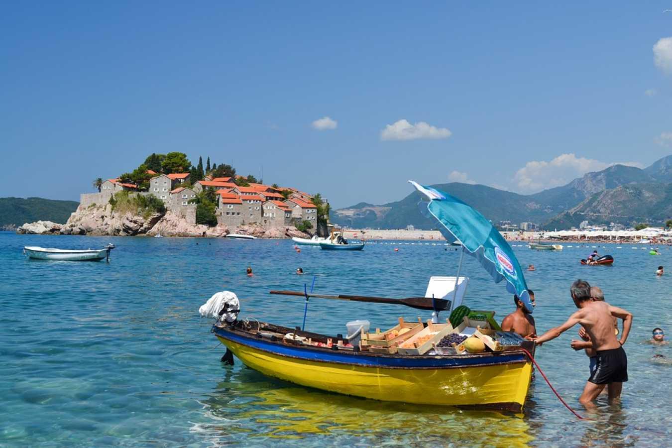 ciudades del mar Adriático
