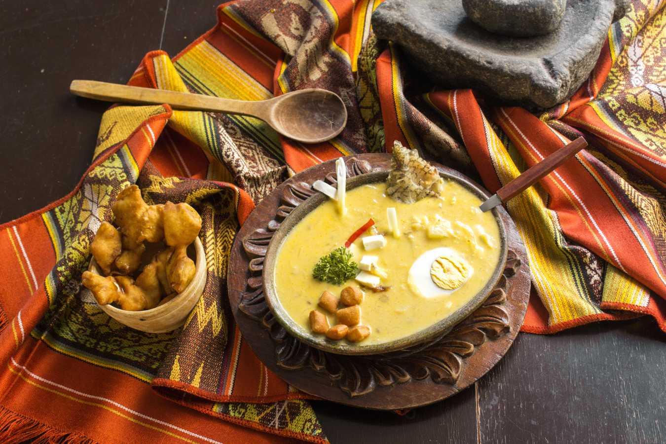 Fanesca, plato tradicional de ecuador