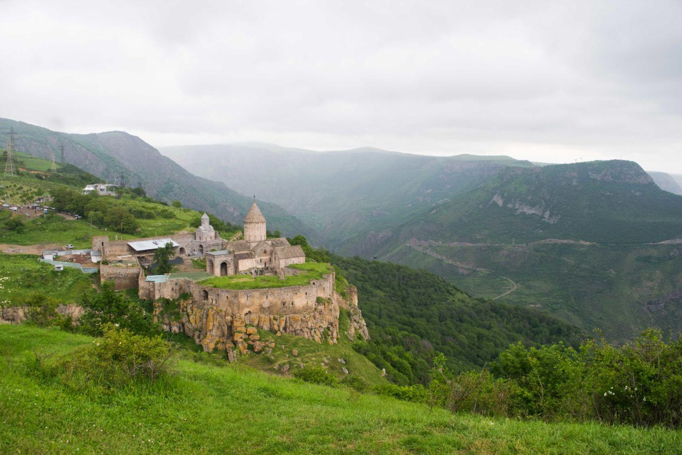 Monasterio de Tate en Armenia