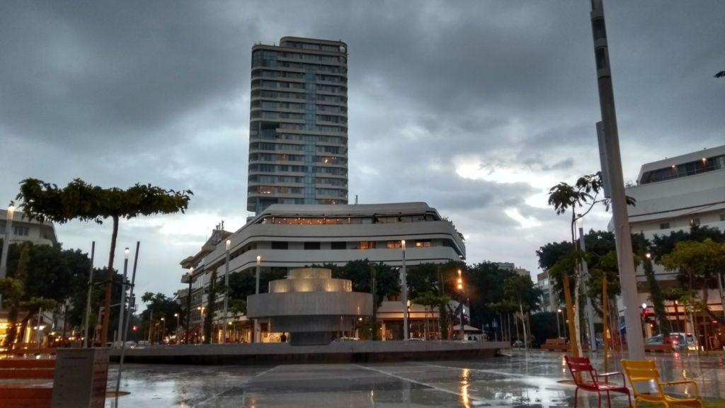 Arquitectura Bauhaus y arquitectura moderna en Tel Aviv, Israel