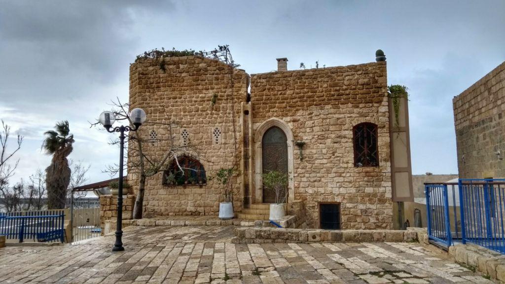 Old Jaffa en Tel Aviv, Israel