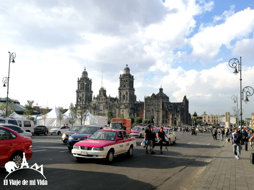 Catedral Mexico DF