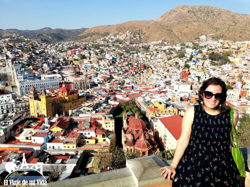 chica en Mexico DF
