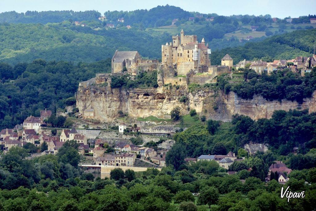 Castillo y naturaleza en el Périgord - Vipavi