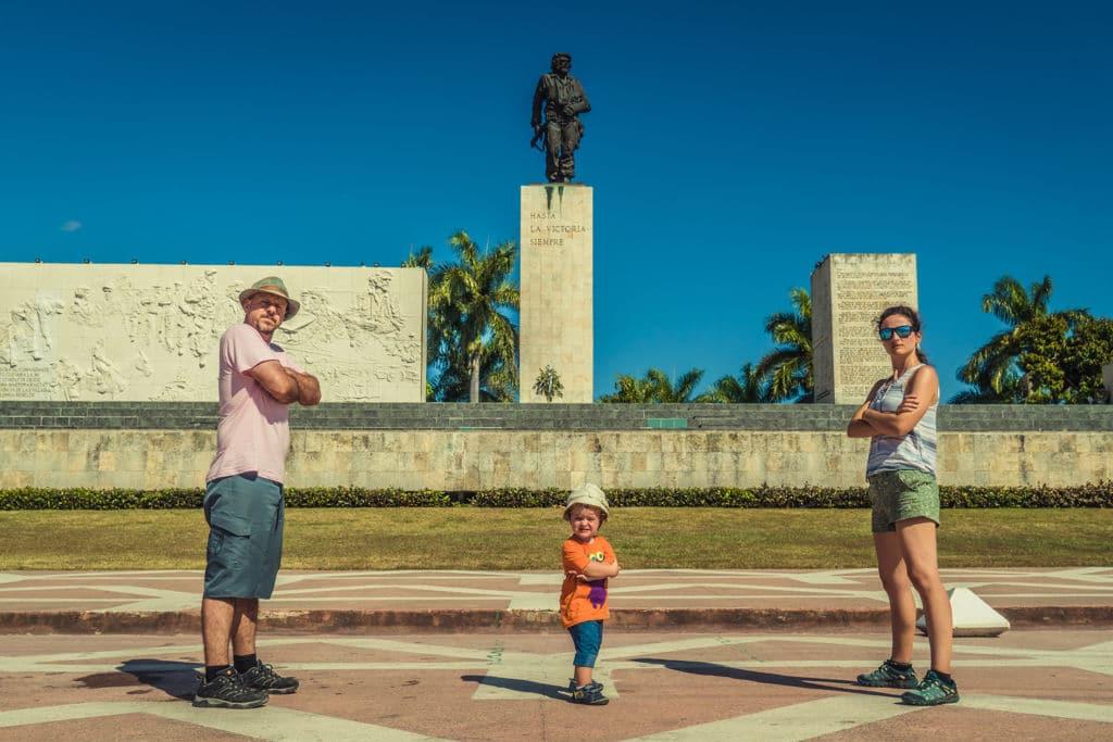 La familia del blog Algo que recordar en Cuba
