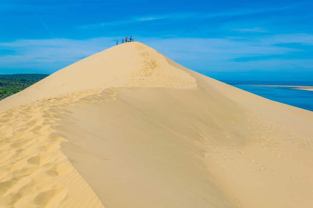 Sáhara francés duna arena Duna de Pilat Burdeos lu