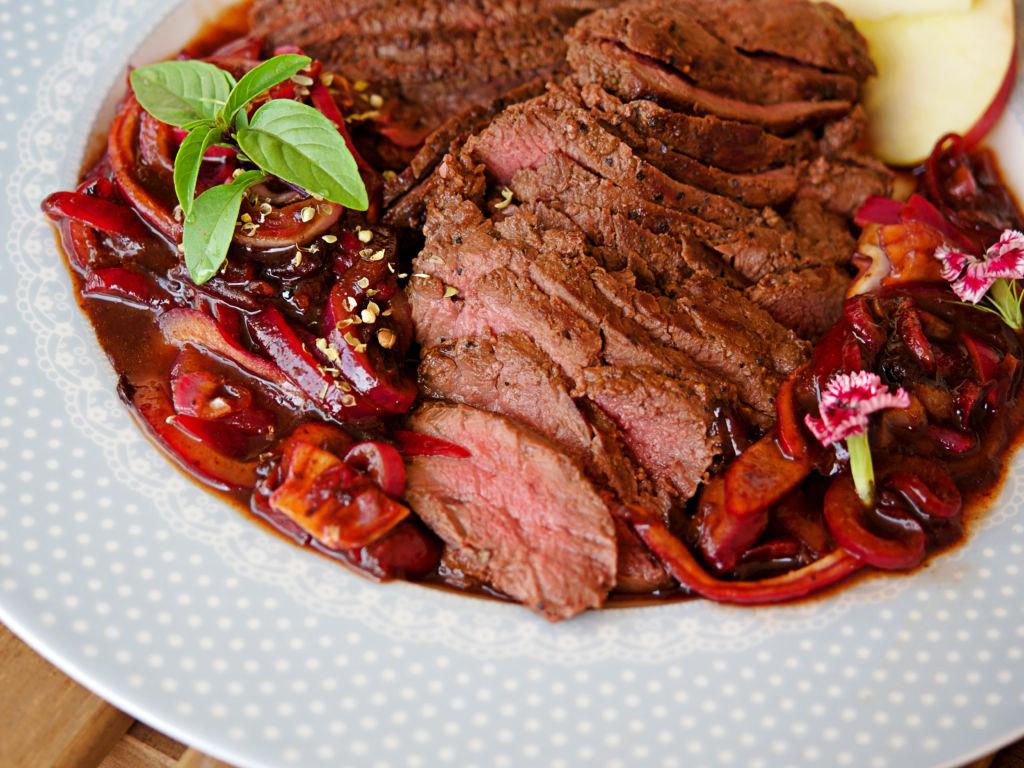 carne de canguro australia comida