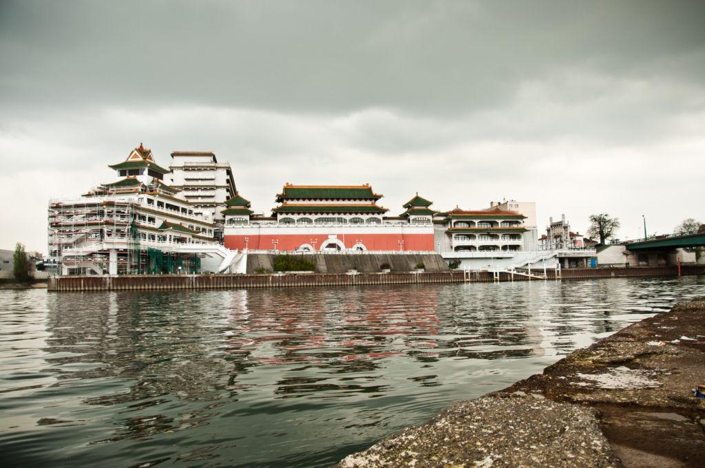 Huatian Chinagora Francia hotel chino