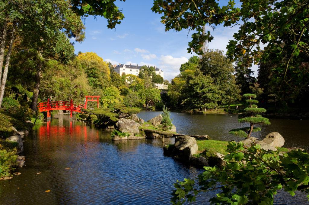 Jardín japonés francés lugares para visitar Francia
