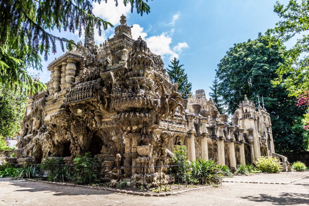 Palais idéal Ferdinand Cheval Francia