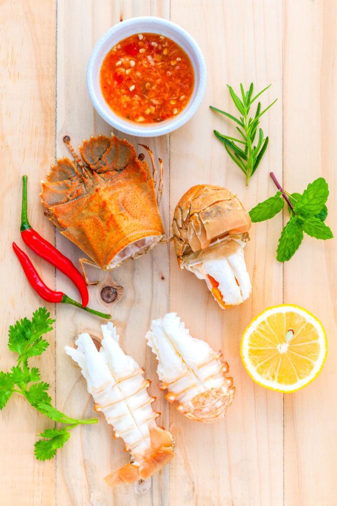 moreton bay bug langosta comida típica australiana