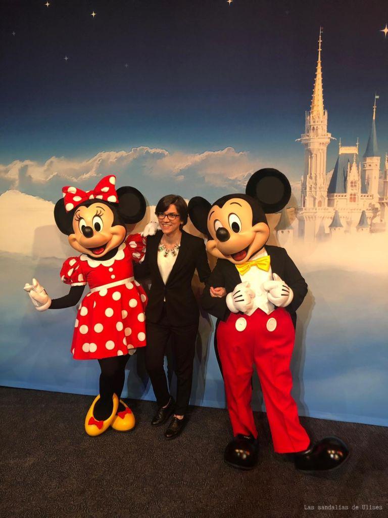 Disney Orlando las Sandalias de ulises