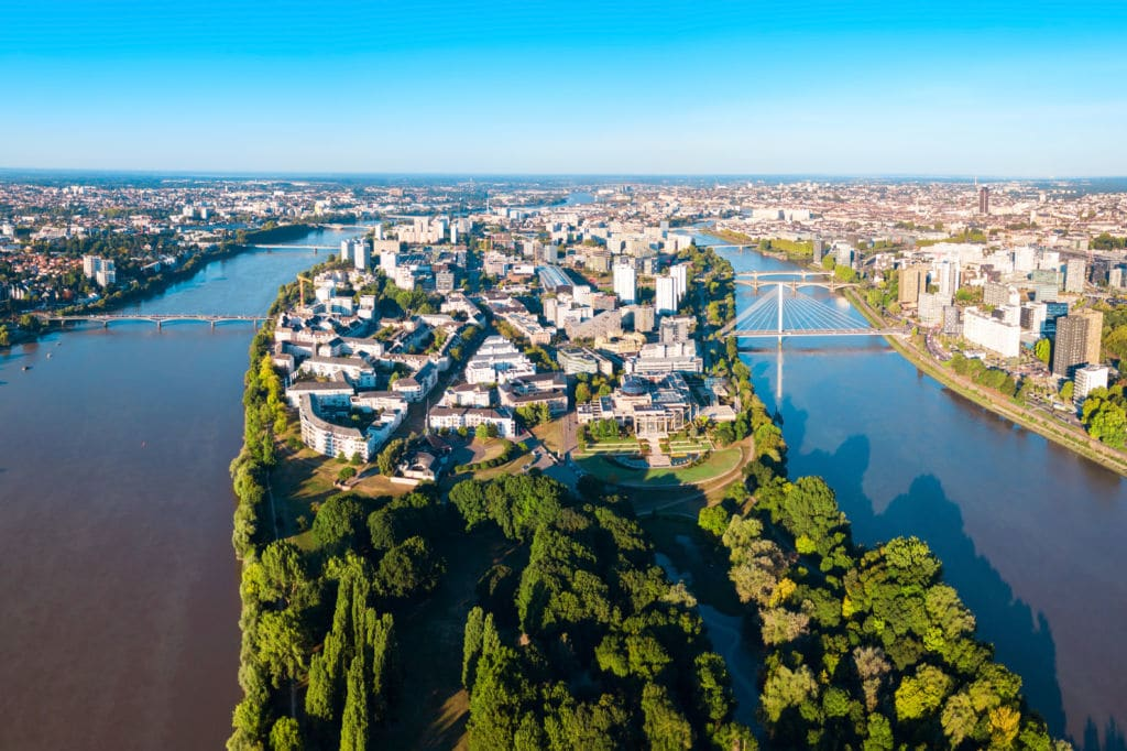 Nantes working holiday francia