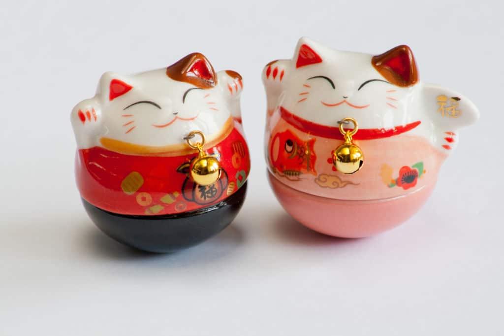 maneki neko significado gato japones