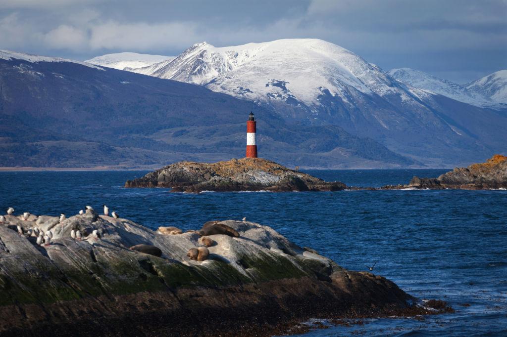 Ushuaia archipiélagos Tierra del Fuego