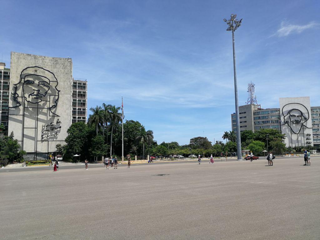 plaza de la revolución la habana