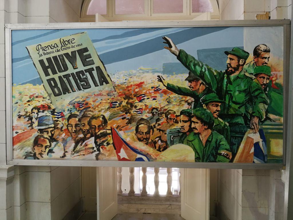 museo de la revolución habana cuba