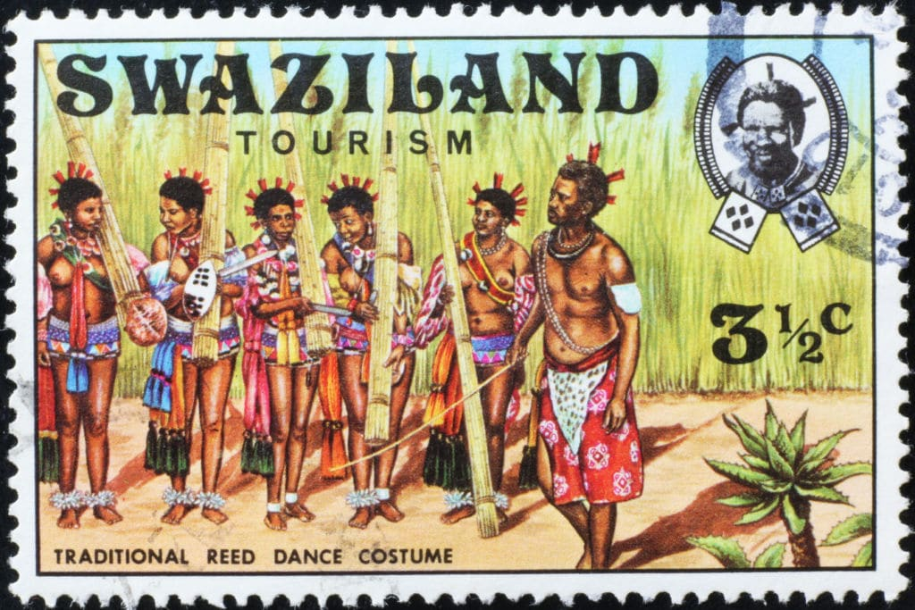 Esuatini sello Suazilandia