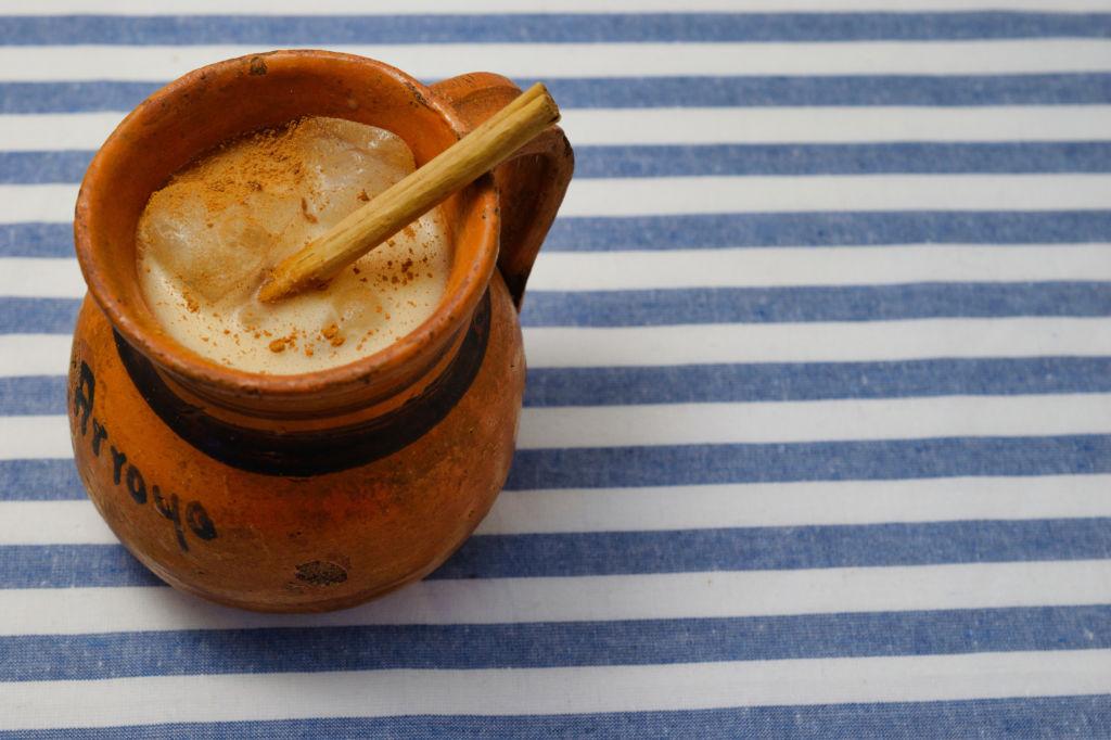 horchata bebidas mexicanas