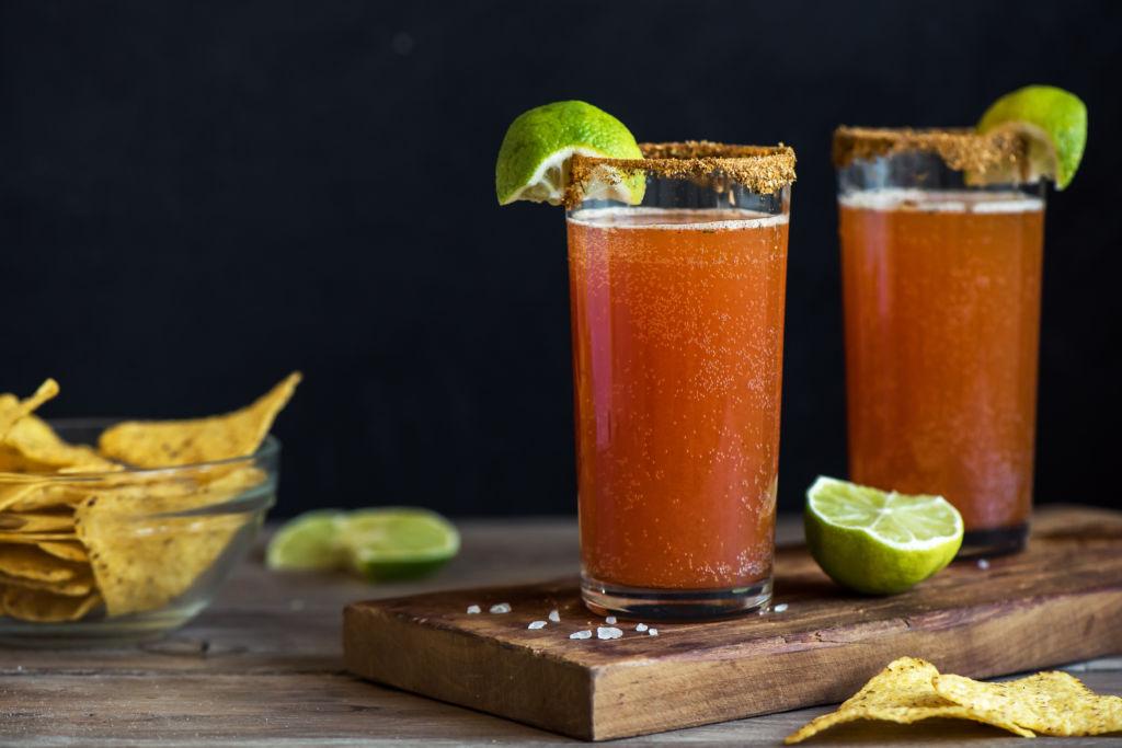 michelada tipica bebidas mexicanas