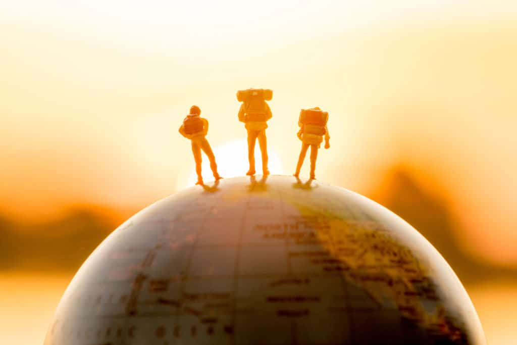 itinerario vuelta al mundo