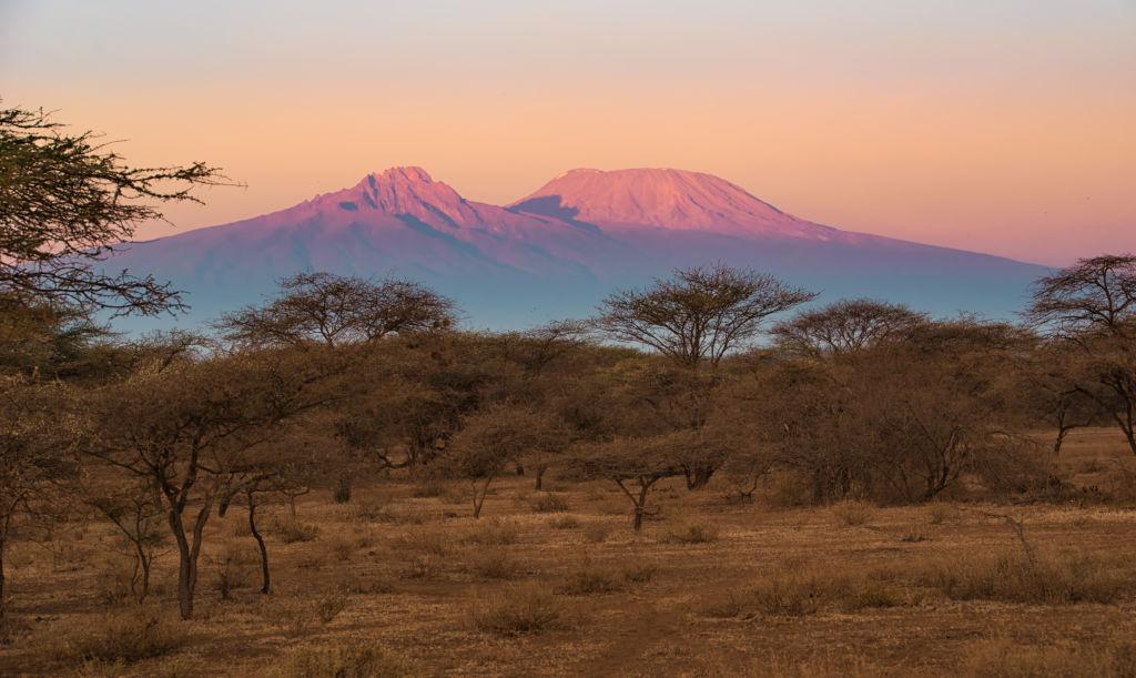 Kilimanjaro kenia visado