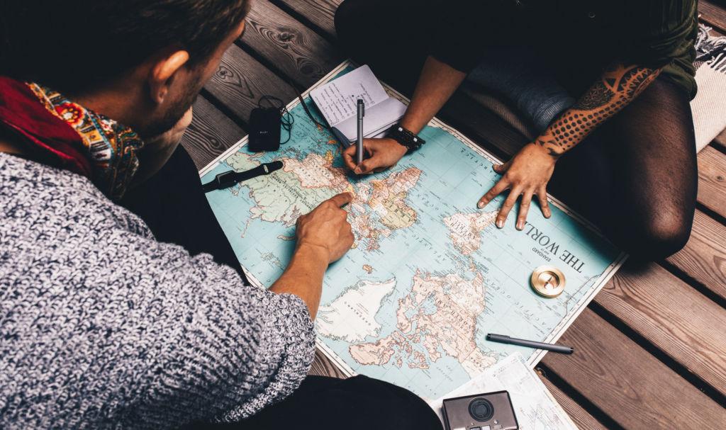 itinerario mundo