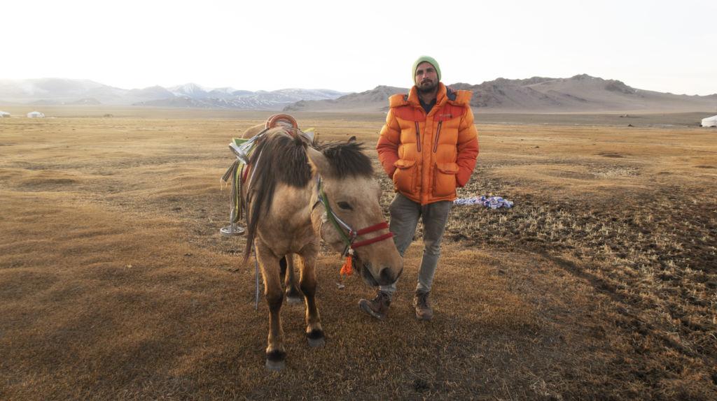 Los Viajes de Walliver-1 chico con burro