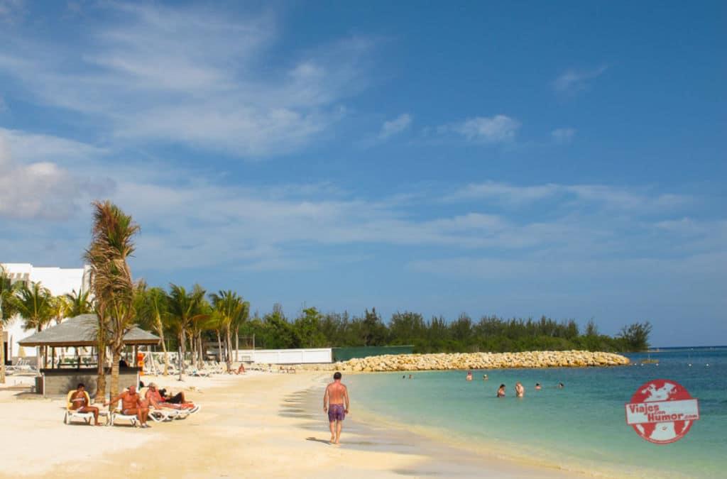 viaje a Jamaica viajes con humor playa