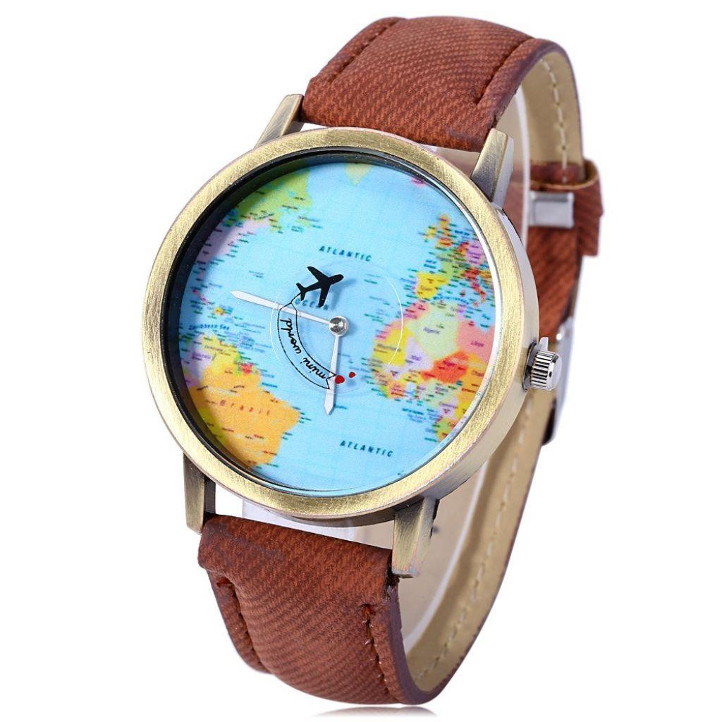reloj regalos originales para viajeros