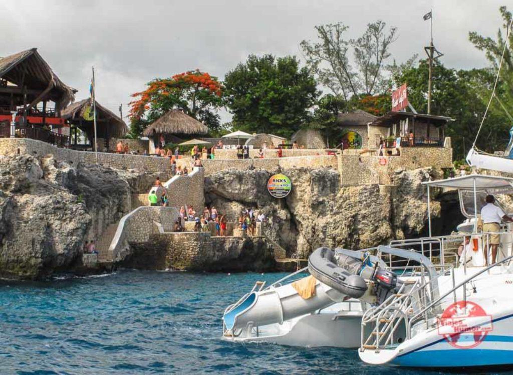 Rick's Cafe Jamaica viaje a Jamaica viajes con humor