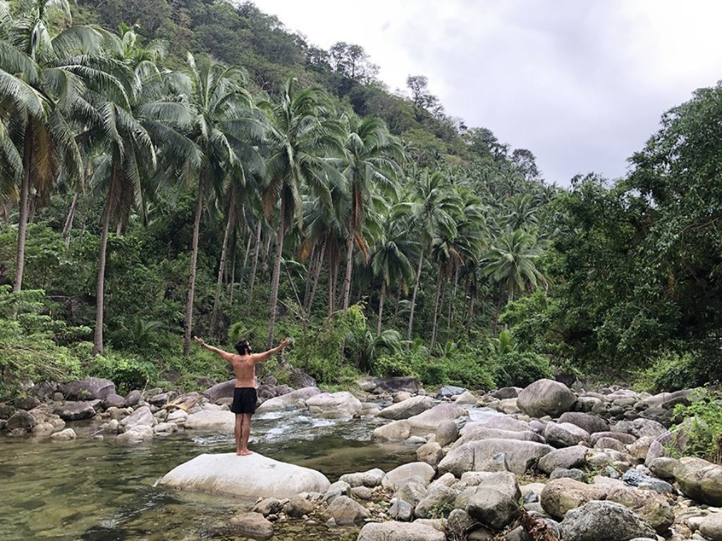 Cantigas river lugares desconocidos filipinas