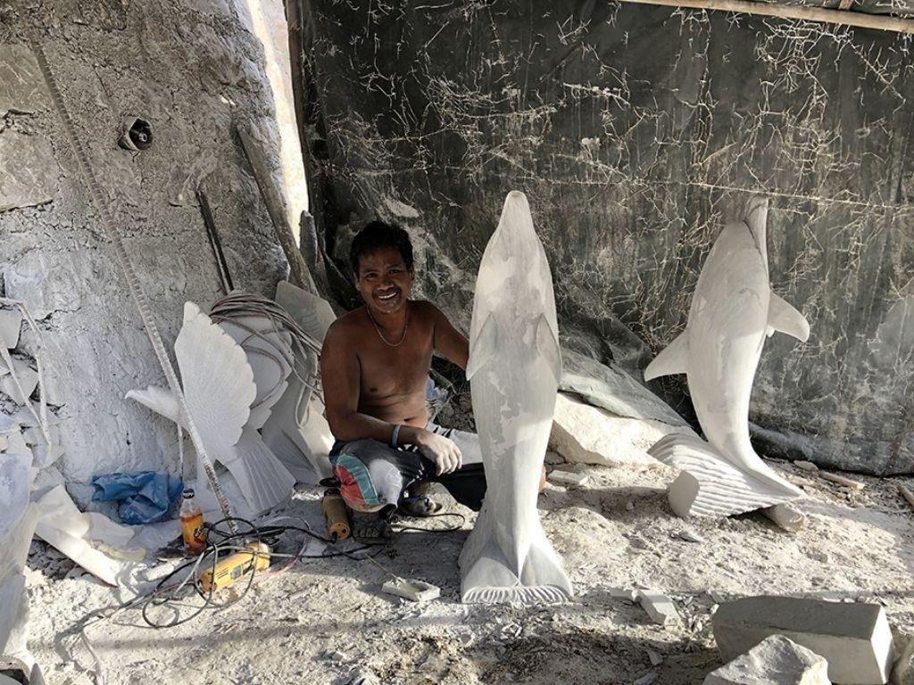 esculturas de mármol en Filipinas 5 lugares desconocidos