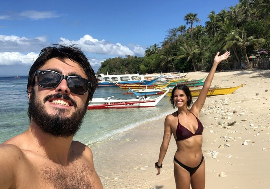 mono viajero en lugares desconocidos filipinas