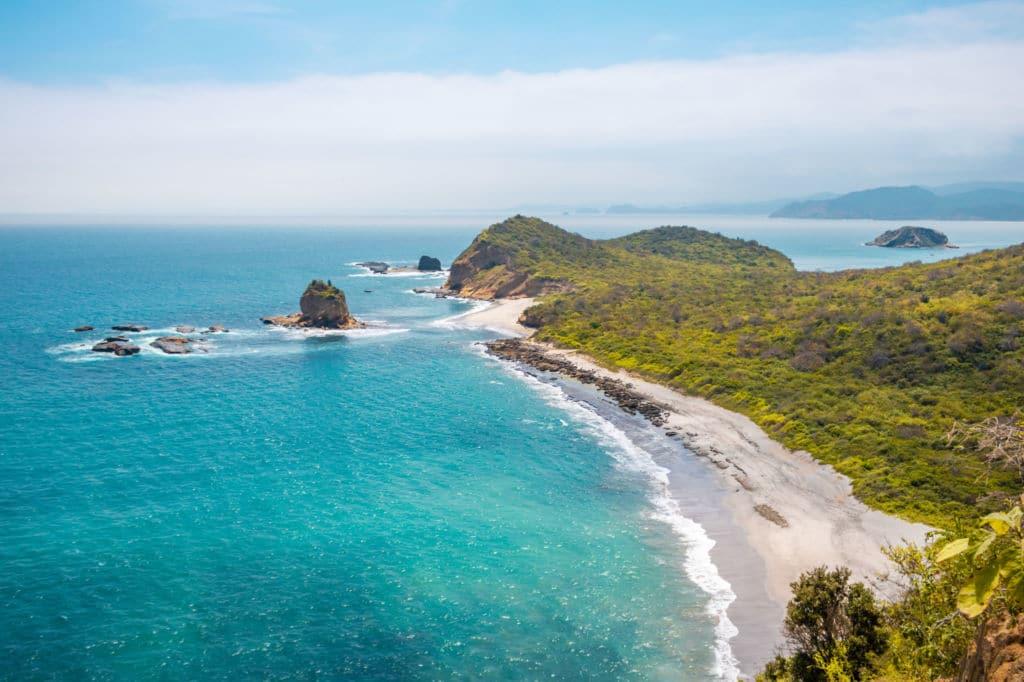 playas sudamérica