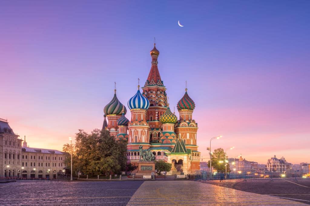 cómo solicitar el visado electrónico para viajar a Rusia