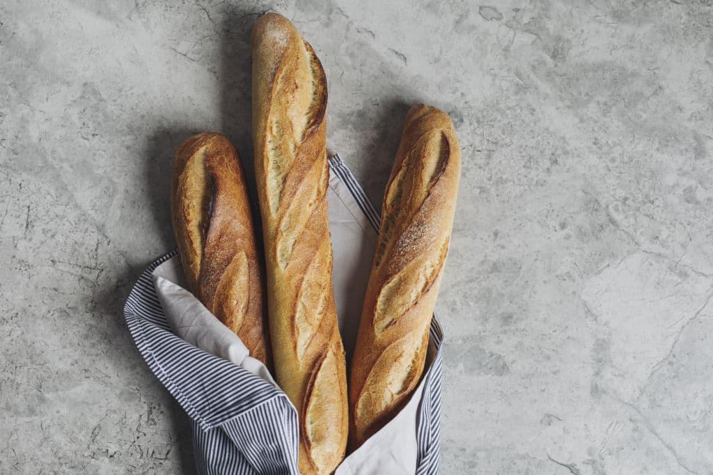 pan francés baguette