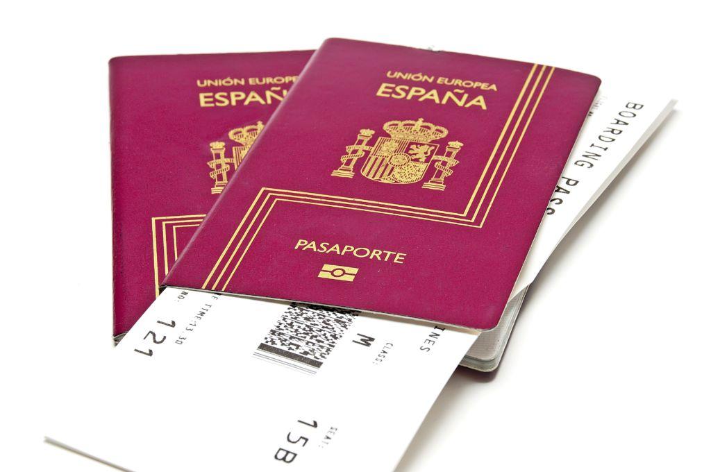 como organizar viaje vuelta al mundo pasaportes billetes