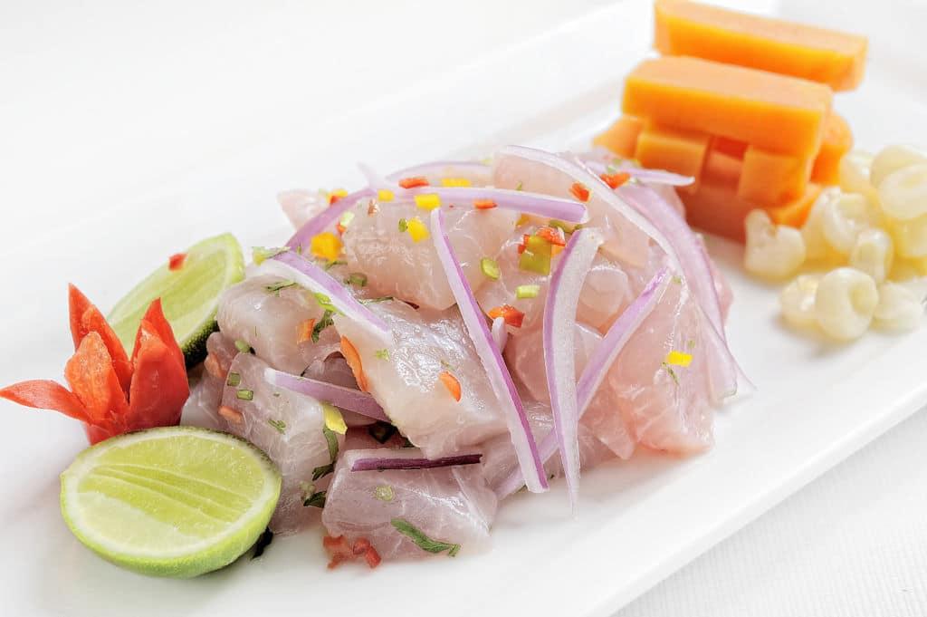 ceviche perú
