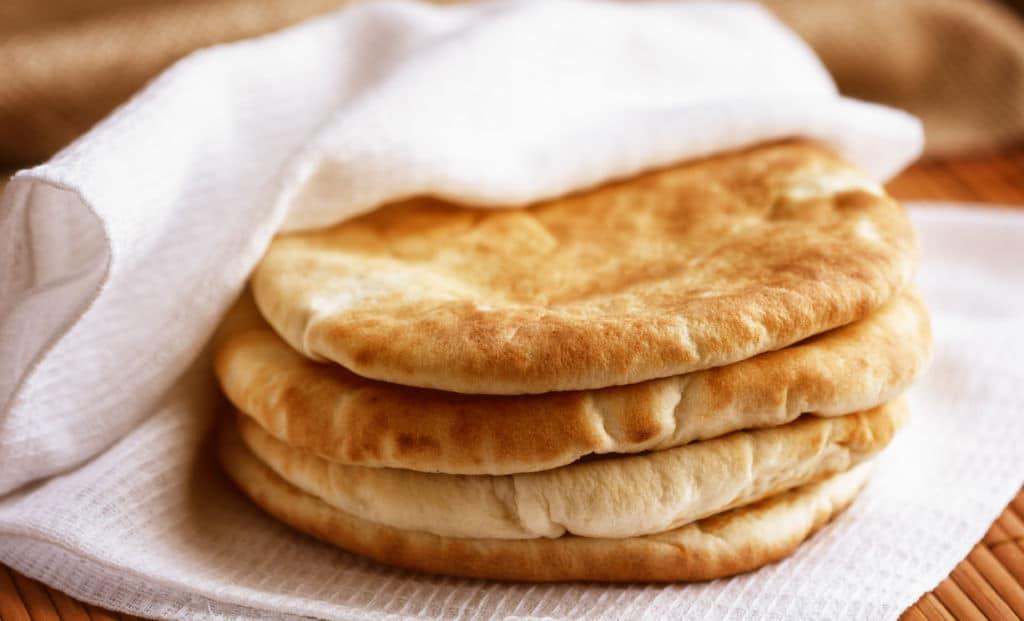 panes del mundo pan de pita