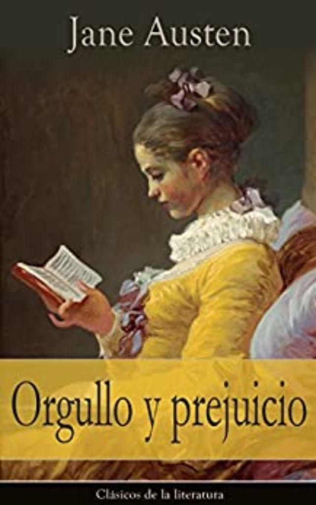orgullo y prejuicio libros escritos por mujeres