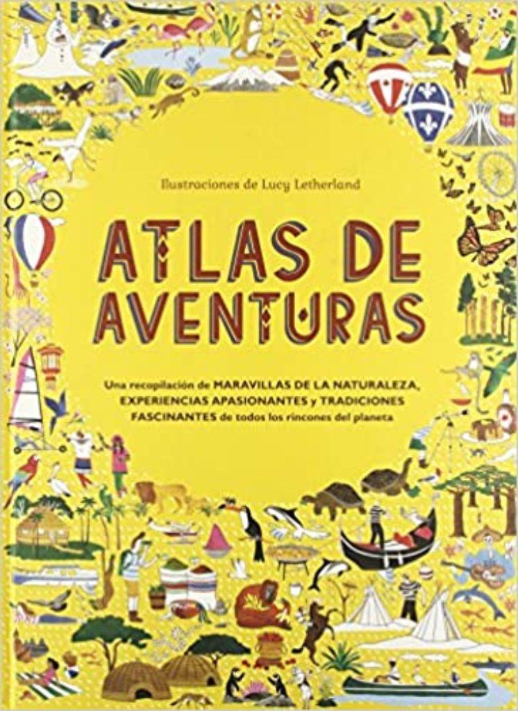 libros de mapas del mundo curiosidades costumbres