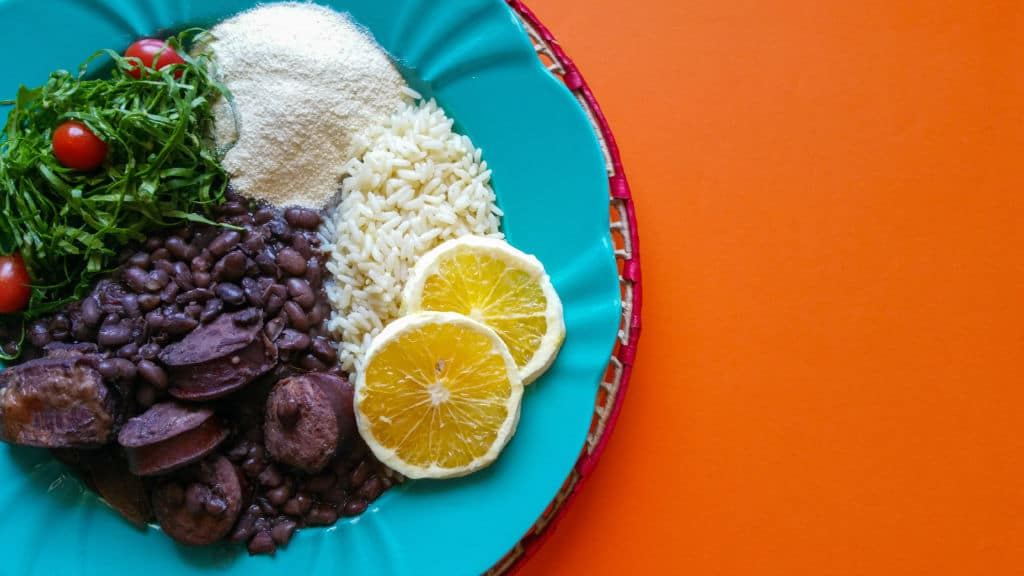 Brasil comida típica freijoada frijoles