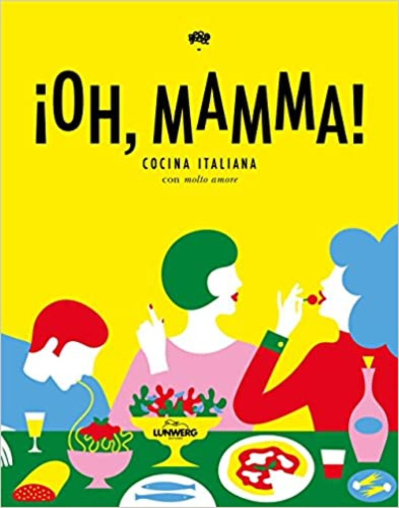 Oh mamma gastronomía italiana