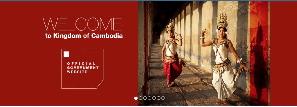 visado camboya e-visa