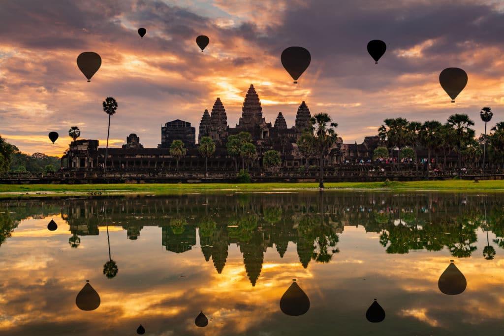 visado camboya fronteras españoles Covid-19 templos