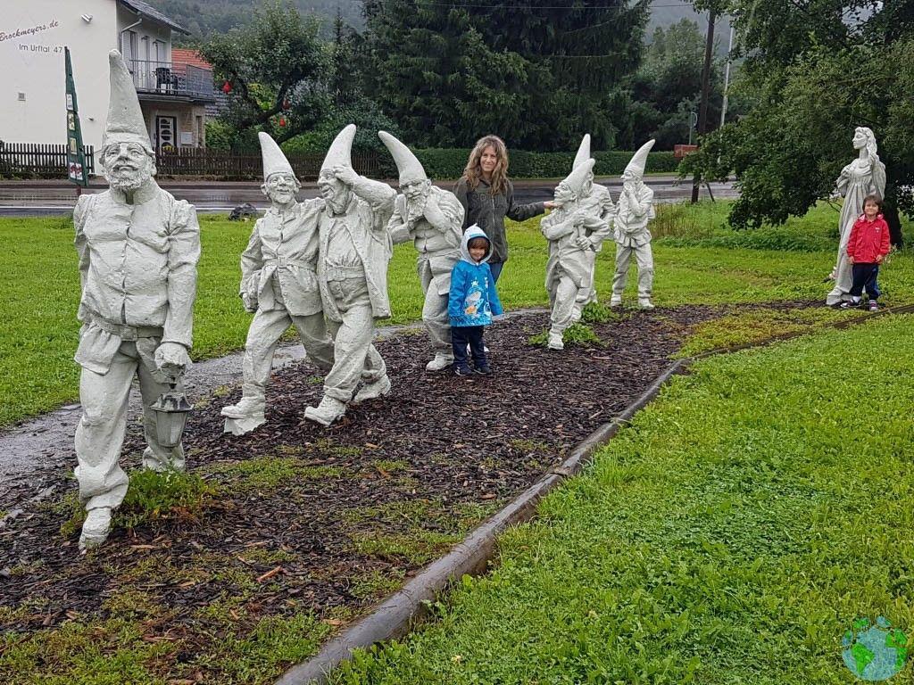La ruta de los cuentos en Alemania