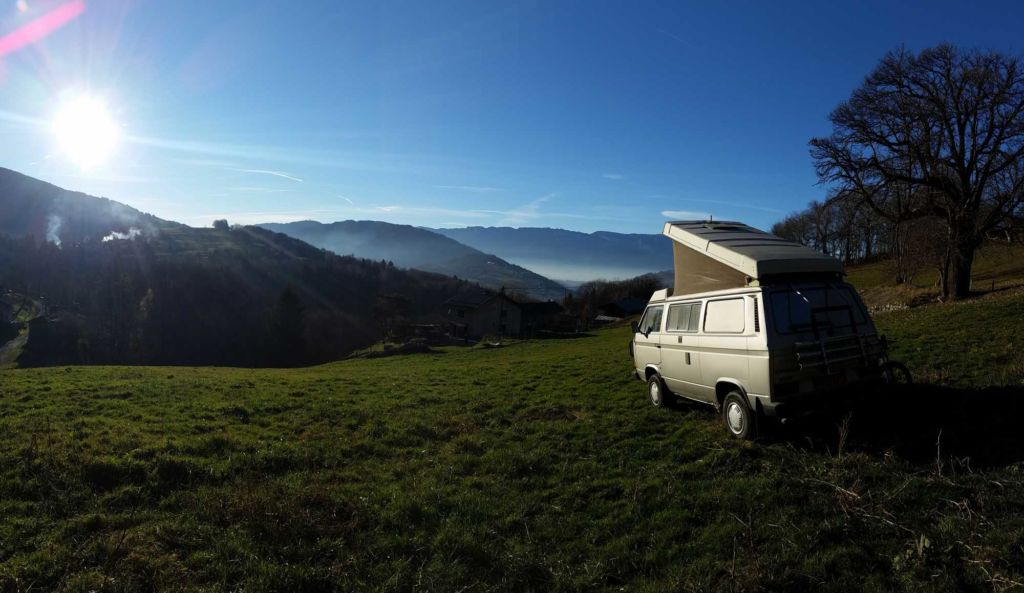 comprar o alquilar campervan en nueva zelanda furgoneta