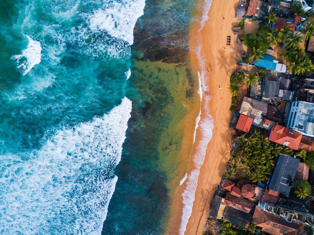 fronteras sri lanka consejos para visitar la isla es seguro viajar a Sri Lanka solicitar el visado  seguro de viaje